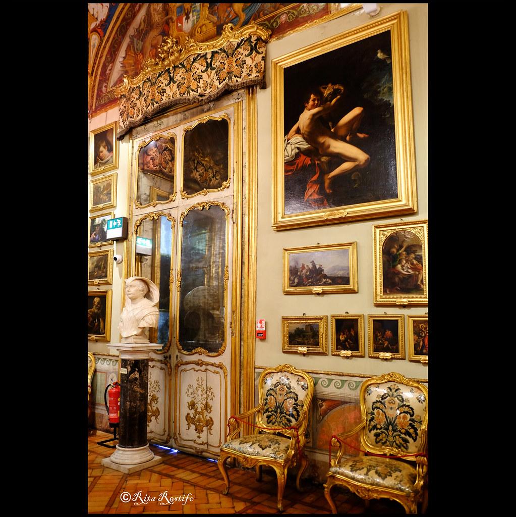 Rome Galeria: Roma. Palazzo Doria Pamphilj. Galleria Doria. Alessandro A