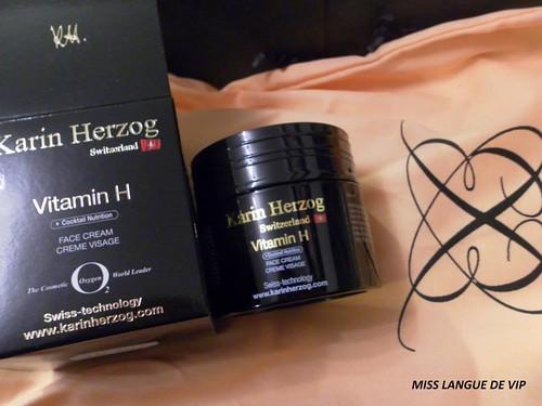 Vitamine H - KARIN HERZOG