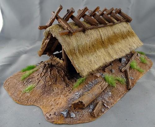 Stronghold Terrain for Studio Tomahawk