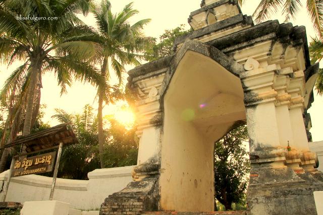 Vat Visoun Narath Luang Prabang Laos