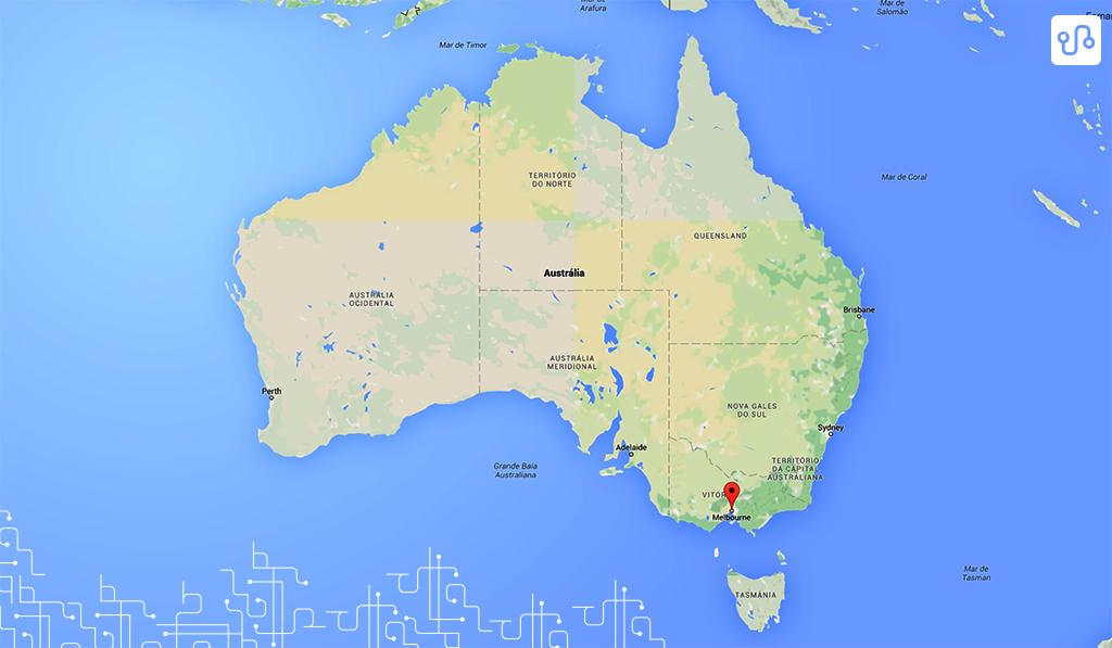 Austrália, Victoria e Melbourne