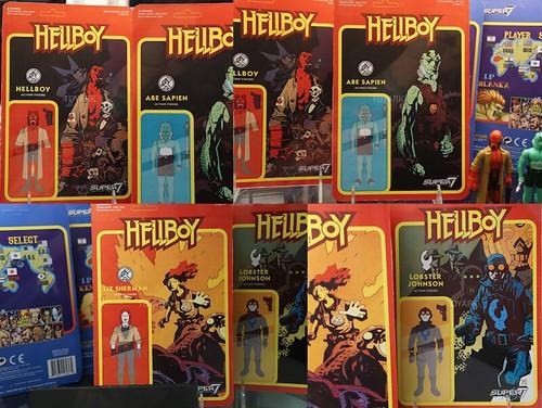hellboy cards