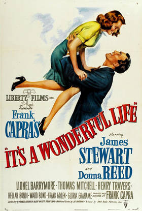 Gyvenimas nuostabus / It's a Wonderful Life (1946)