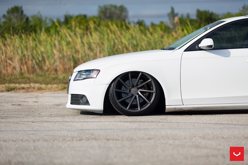 Photo Collection Audi A4 On Vossen