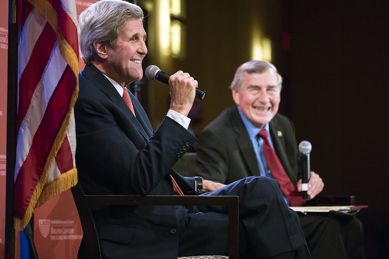 A Conversation with John Kerry
