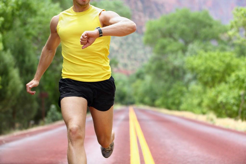 الركض، الجري