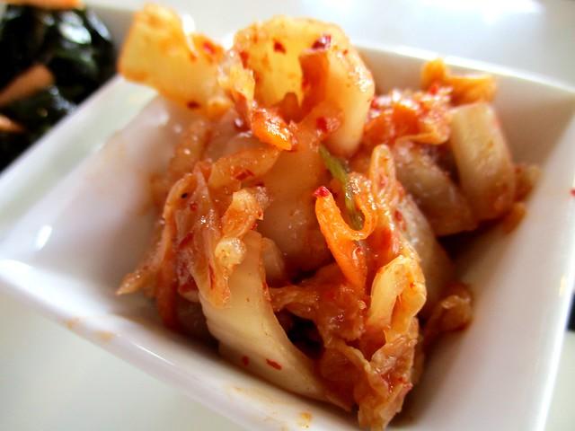 Pelicana kimchi