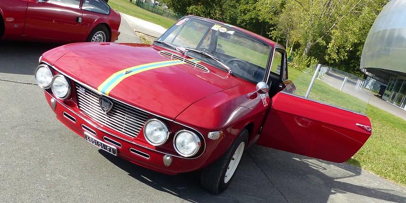 Lancia 1100 Appia 1963 de M'sieur Albert 21762640830_c0c69d452e_c