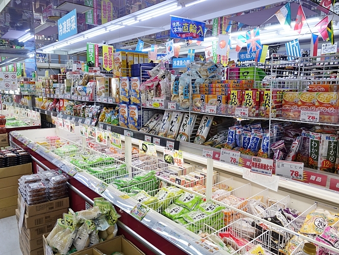 23 上野酒、業務超市 業務商店 スーパー  東京自由行 東京購物 日本自由行