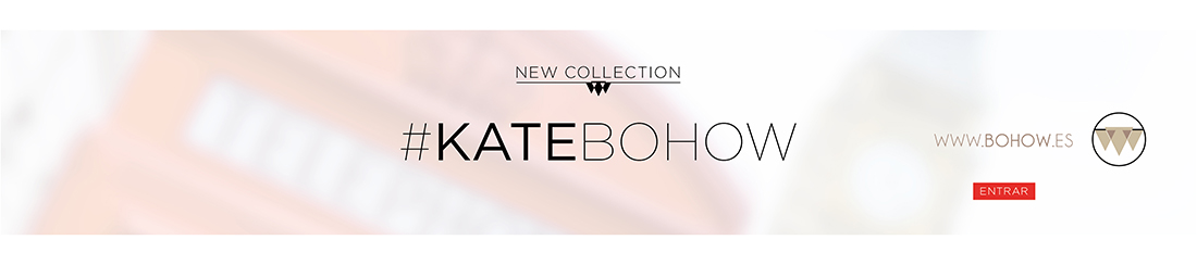 BOHOW shop on line. KATEBOHOW New Collection