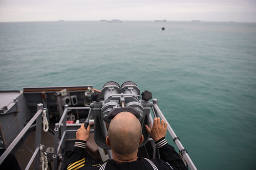 Stethem Joins with PLA(N) to Conduct Exercise