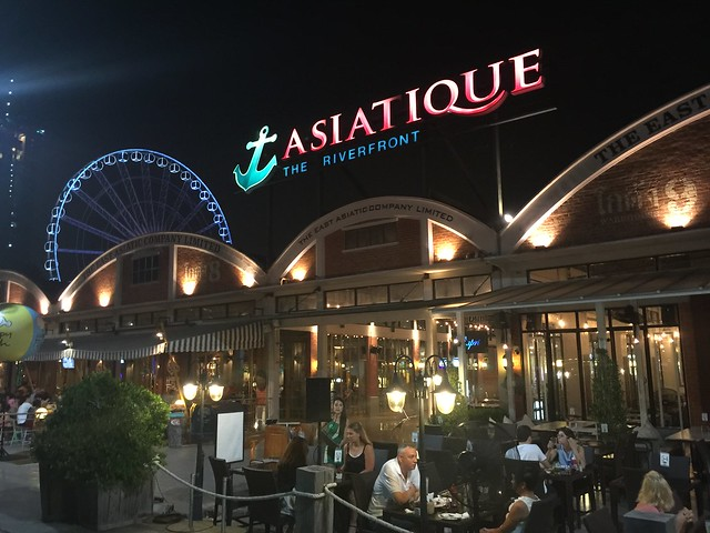 Asiatique The Riverfront (Bangkok)