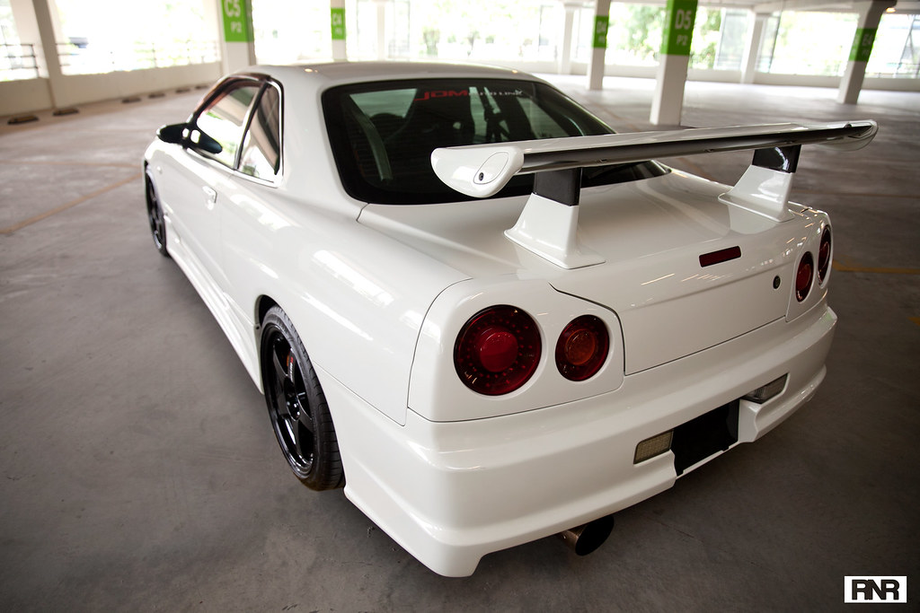 Who Says GTTs Arenu0027t As Well Loved As Its Bigger Brother? The Skyline R34  ...