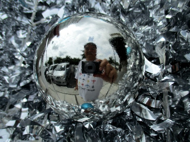 Me in a bauble