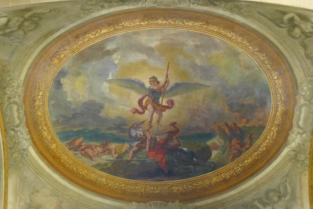 Delacroix - Église Saint-Sulpice - Paris