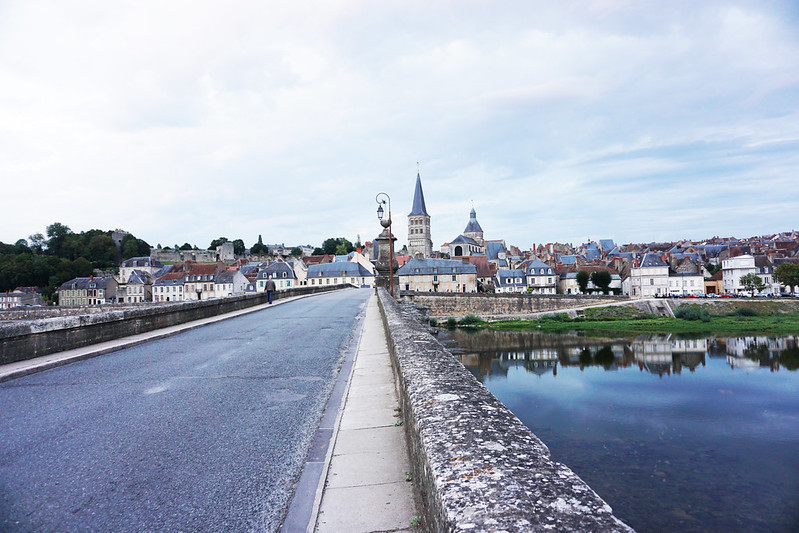 towns along the Loire