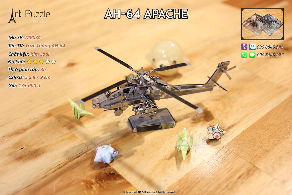 Art Puzzle - Chuyên mô hình kim loại (kiến trúc, tàu, xe tăng...) tinh tế và sắc sảo - 33
