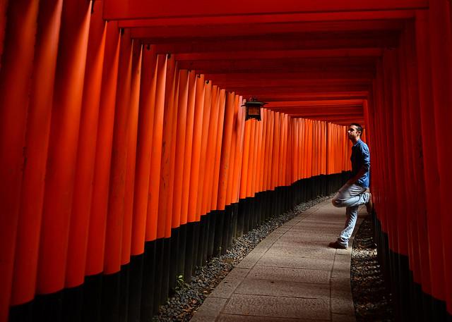 Fushimi Inari, uno de los iconos del país y de los sitios imprescindibles que ver en Japón
