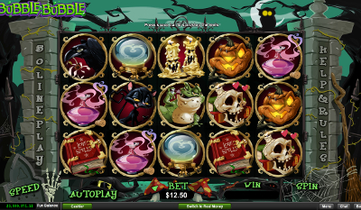 Bubble Bubble slot game online review