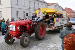 Karnevalsumzug #36: Dorfgemeinschaft Ragow