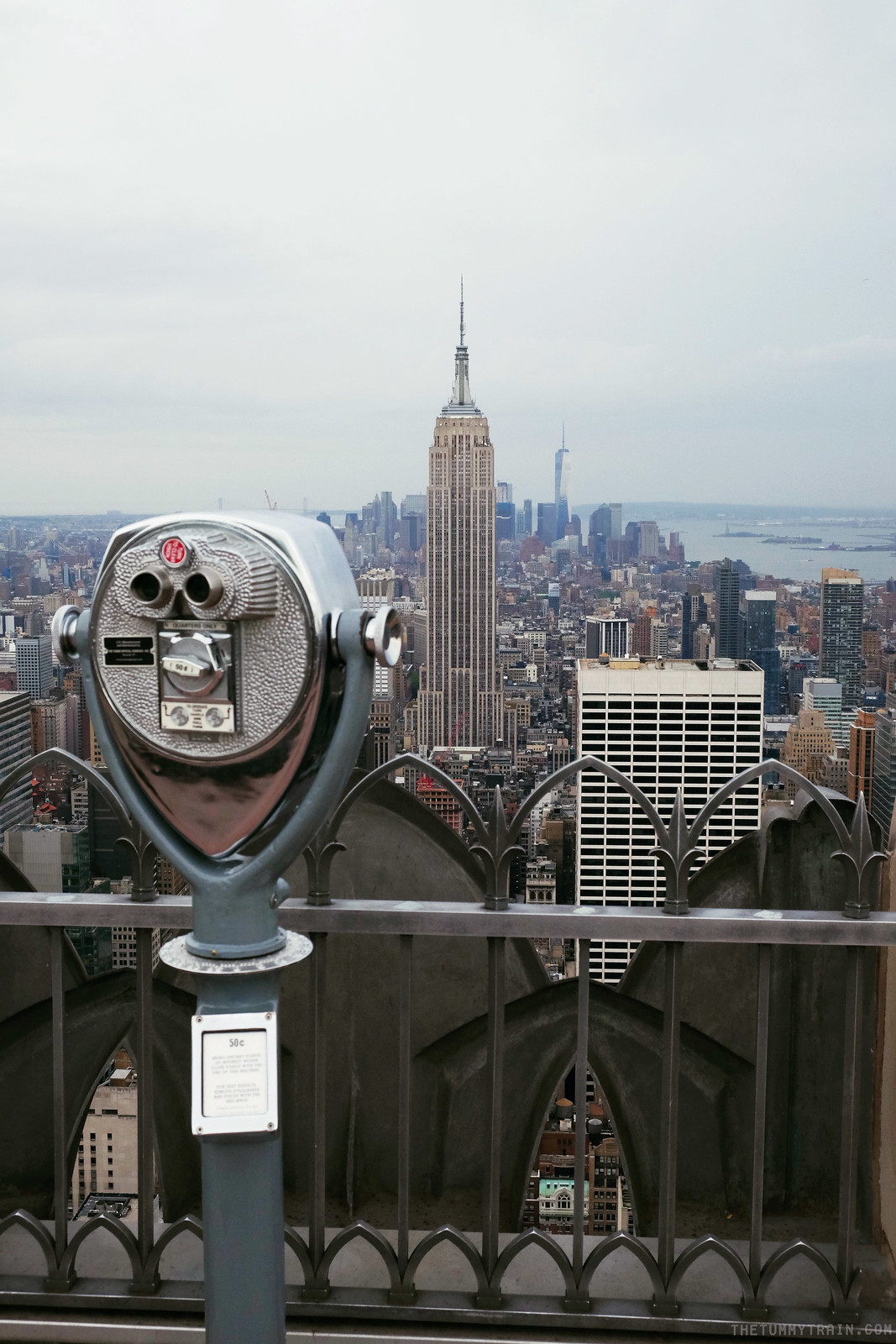 30094796101 331881e112 h - USA 2016 Travel Diary: Empire State Building VS Top of the Rock