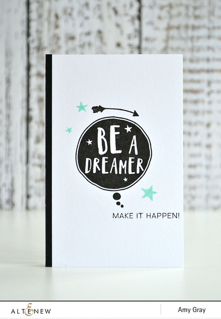 Be a dreamer...make it happen!