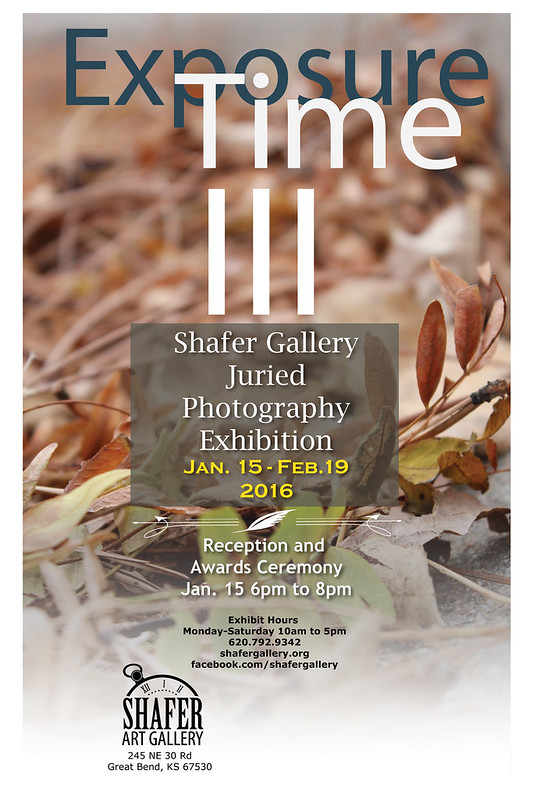 photography exhibit Great Bend