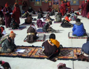 Gesar Fund 2015 - SURMANG children-taking-exams