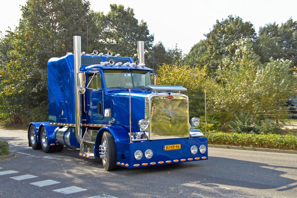 Peterbilt 377 Truck 1989 9264 1989 Peterbilt 377 Truck