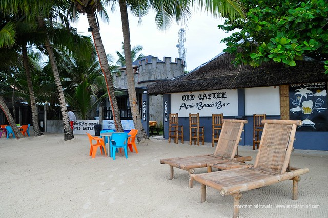 Old Castle Resort in Quinale Beach, Anda, Bohol