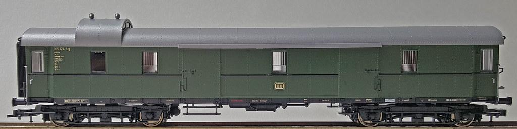 Roco Pw4ü(e)-29 DB Ep. IIIb