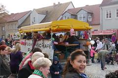 Karnevalsumzug #37: Dorfgemeinschaft Ragow