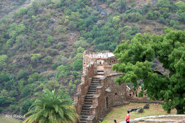 Observation Tower , Kumbhalgarh Fort, Rajasthan