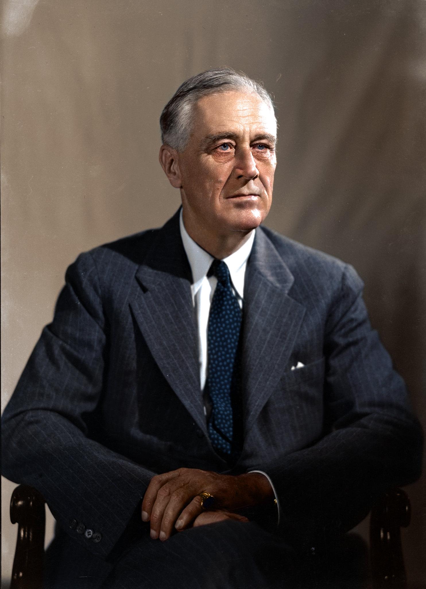 Franklin Delano Roosevelt Jr.