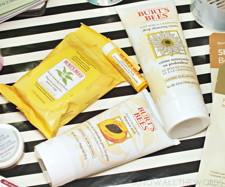 burt's bees face essentials (2)