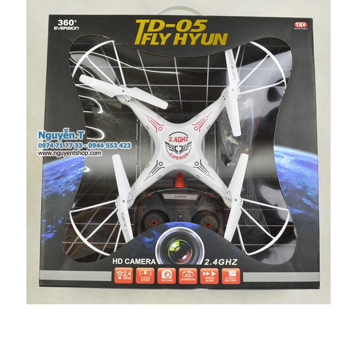 Máy bay điều khiển trên không Drone Fly Cam TD05