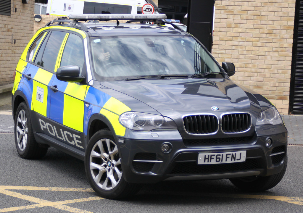 dorset police bmw x5 armed response vehicle hf61 fnj
