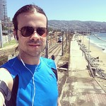 Trotando por Valparaíso #Chile