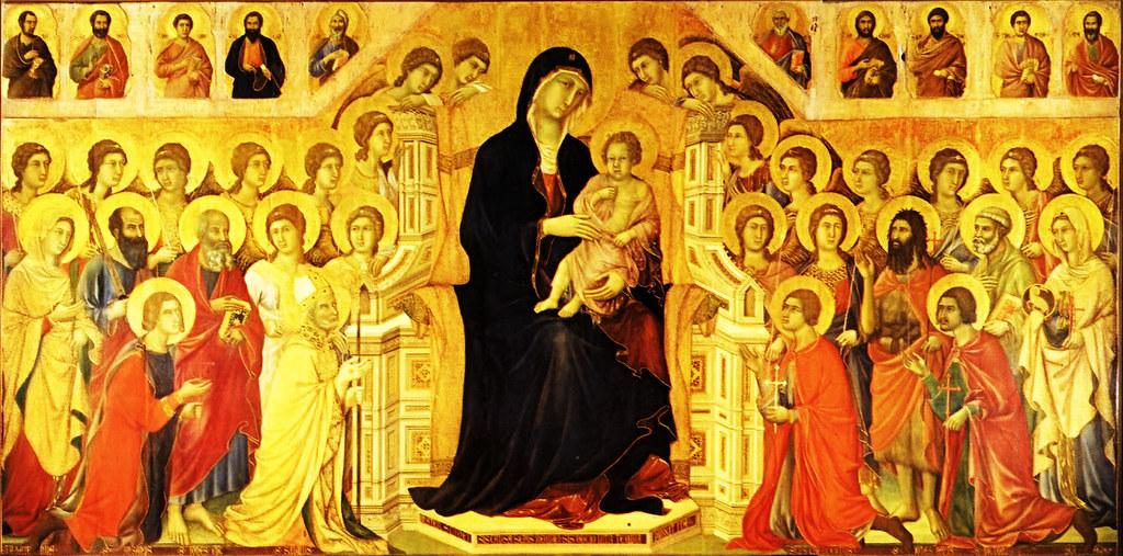 Đức Maria: Mẹ Của Lòng Thương Xót