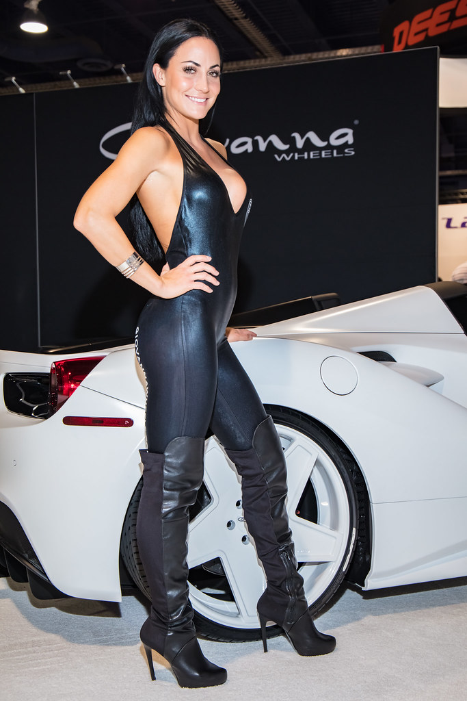 Giovanna Wheels - Las Vegas, NV USA | 2016 SEMA Anna ...