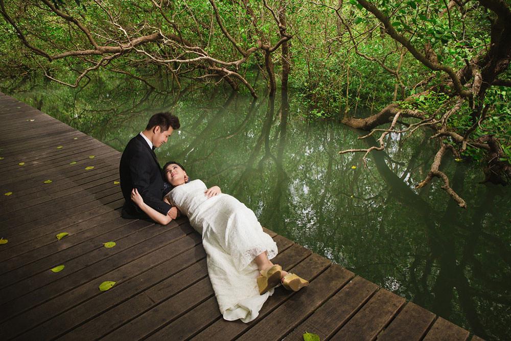 Bali-Pre-Wedding-mangrove2-HeryPortrait-OneThreeOneFour-1024x683