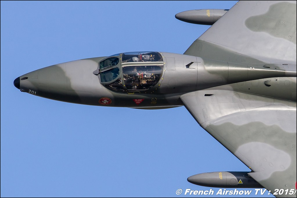 Hawker Hunter HB-RVR , Hunter amicidellhunter , swiss Amici dell'Hunter, Feria de l'air 2015,BAN Nimes-Garons, Feria de l'air nimes 2015, Meeting Aerien 2015