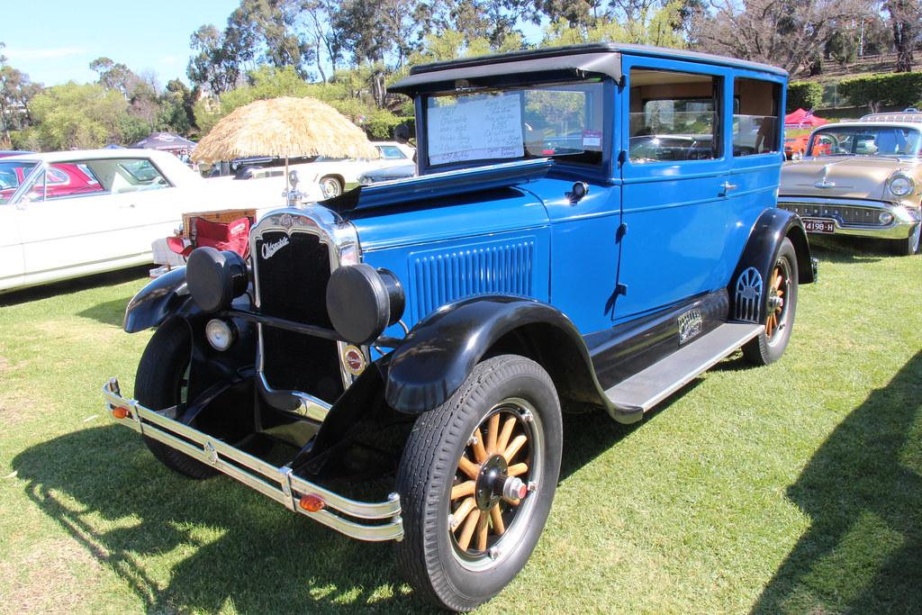 1927 Oldsmobile Model 30-E 2 door Sedan | Olds Motor Vehicle… | Flickr
