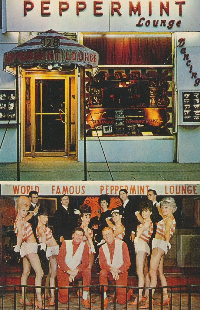 Peppermint Lounge New York New York Where The Twist