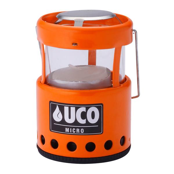 ウコーUCO マイクロランタンオレンジ