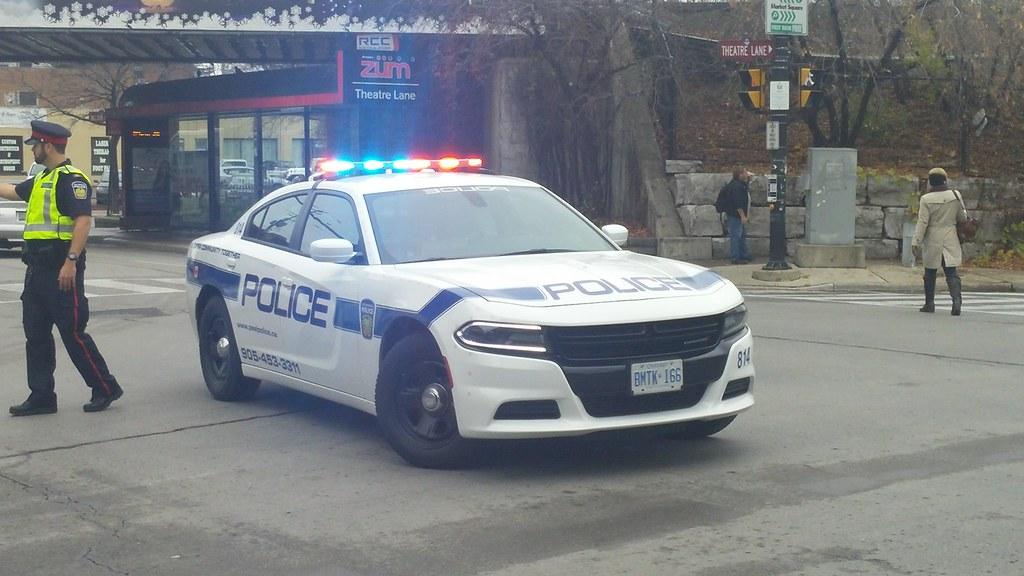 Peel Regional Police New 2015 Dodge Charger Pursuit Flickr