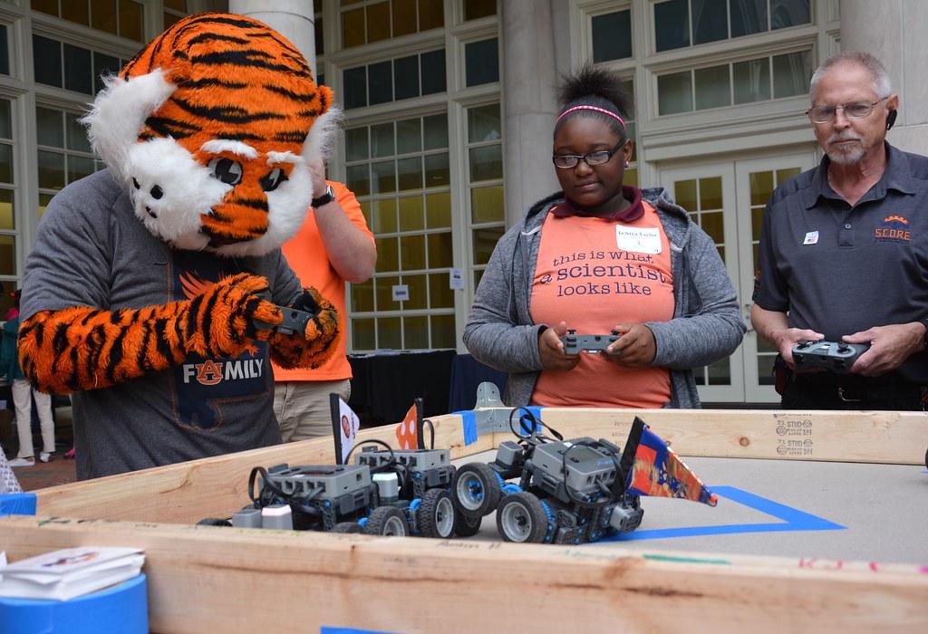 Auburn University Spearheads Cutting Edge One Of A Kind Outreach
