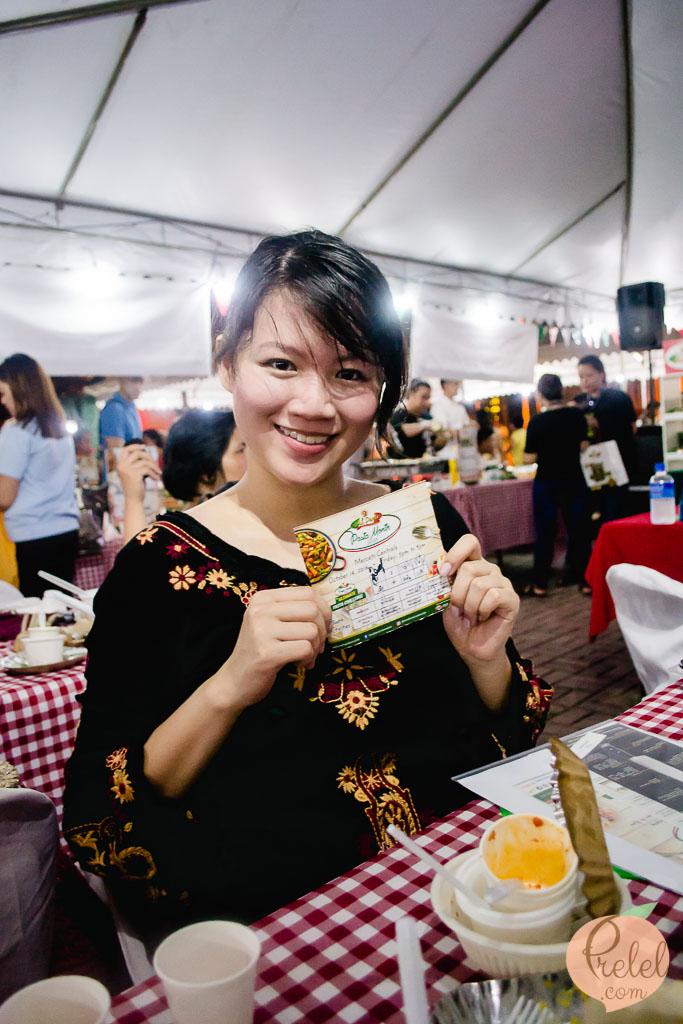 Celebrating World Pasta Month 2016 with Doña Elena Pasta Al Dente