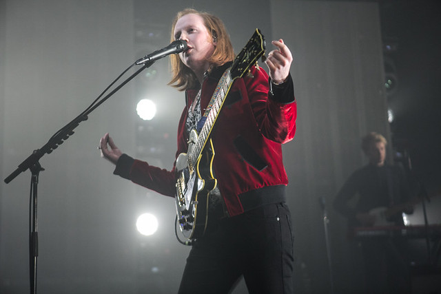 Two Door Cinema Club @Echostage, Washington DC, 11/17/2016
