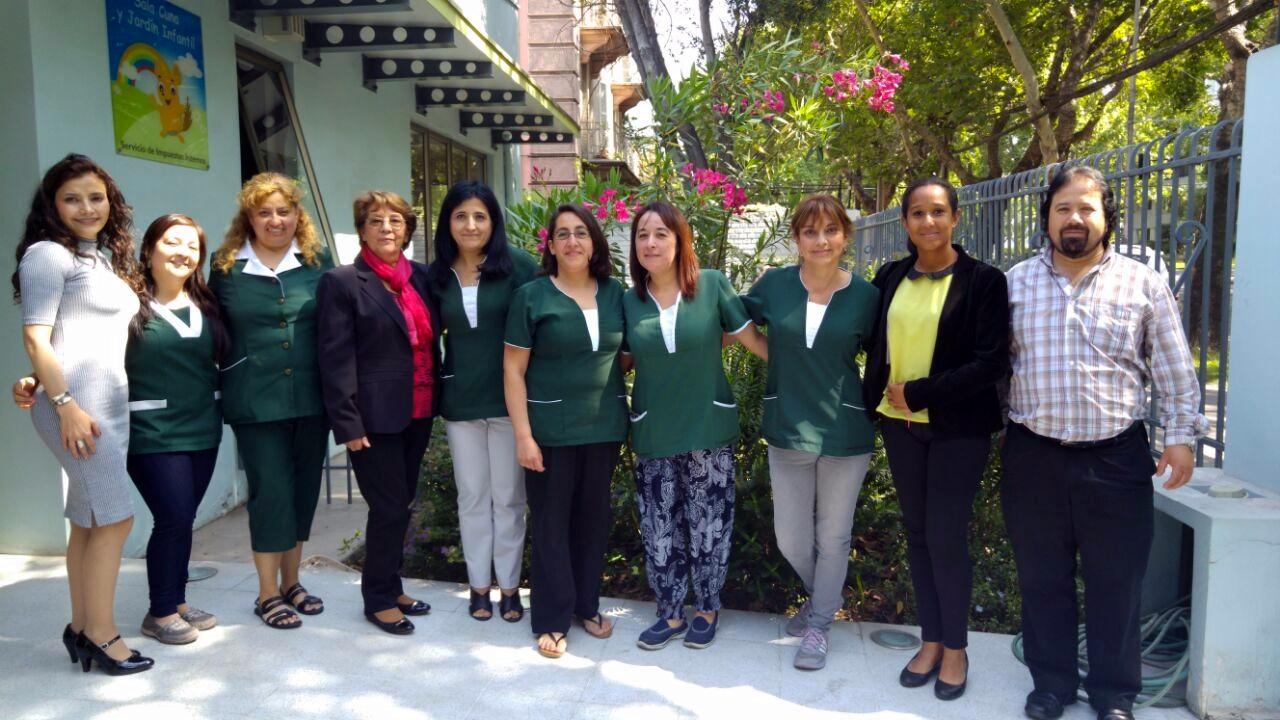 ANEIICH DN-DGC celebró Día de la Educadora de Párvulo - 22 Noviembre 2016